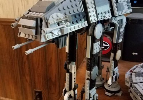 Lego Star Wars, Custom AT-AT.