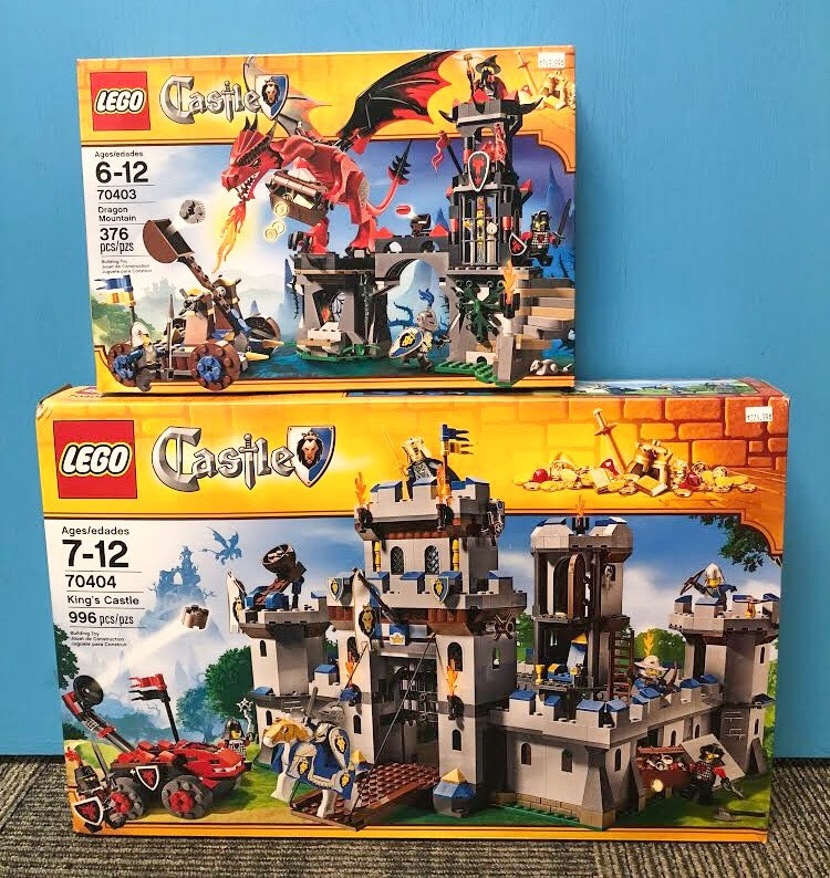 LEGO® Resale Store | Buy - Sell - Trade | Bricks and